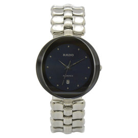 Rado Florence Stainless Steel & Gold Plated 32.5mm Mens Watch