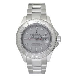Rolex Yachtmaster 16622 Stainless Steel 45mm Mens Watch