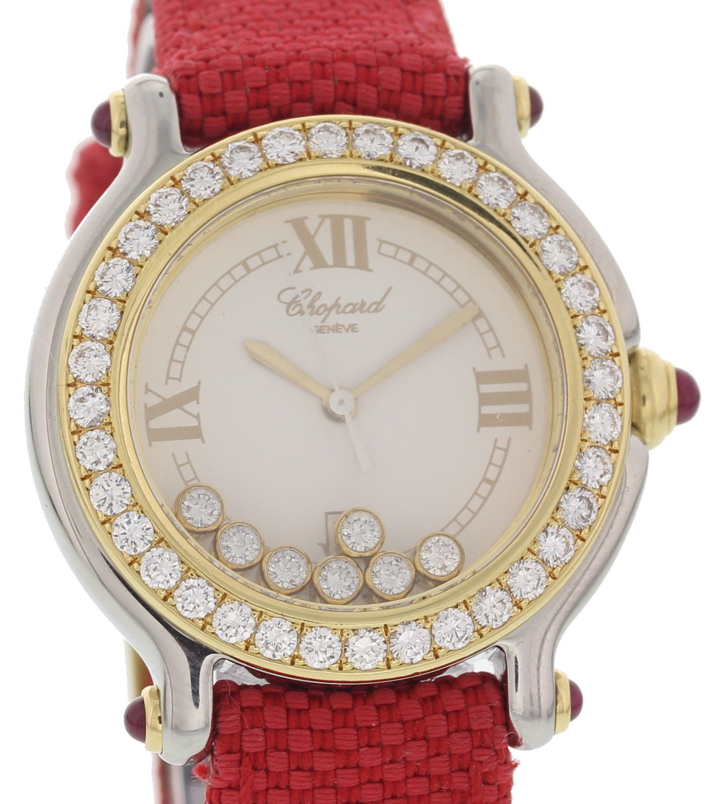 """Image of """"Chopard Happy Sport 27/8239-21/11 Stainless Steel/Yellow Gold Quartz"""""""