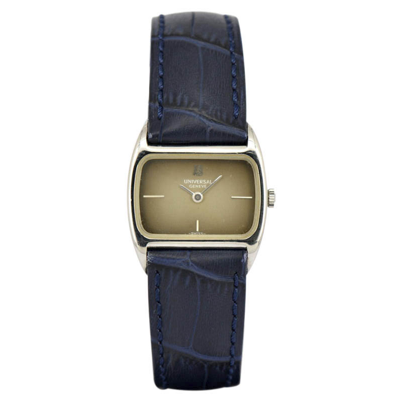 """Image of """"Universal Geneve 811623 Stainless Steel Hand-Winding 26mm Womens Watch"""""""