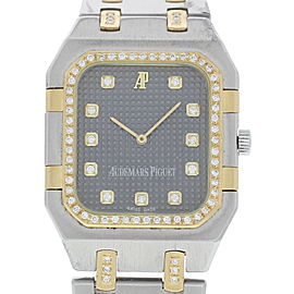 Audemars Piguet Royal Oak 18K Yellow Gold / Stainless Steel Vintage 29mm Womens Watch