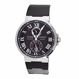 Ulysse Nardin Maxi Marine 263-67 Chronometer Stainless Steel Automatic Mens 43mm Watch