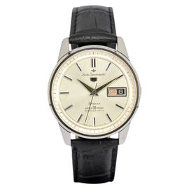 Seiko Sports Matic Stainless Steel 37mm Mens Watch