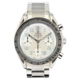 Omega Speedmaster 3802.71.53 Stainless Steel Automatic 39mm Womens Watch