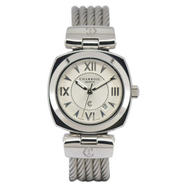 Charriol Geneve 05262 Stainless Steel 26mm Womens Watch