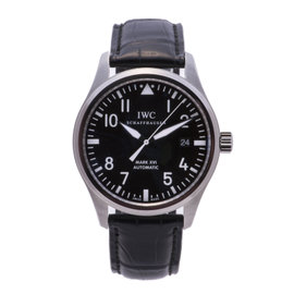 IWC Classic Pilot Mark XVI IW325501 Stainless Steel / Leather 39mm Mens Watch