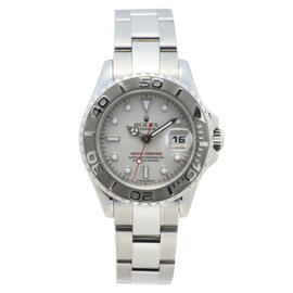 Rolex Yachtmaster 169622 Stainless Steel 29mm Womens Watch