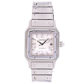 Cartier Santos 2319 Stainless Steel 29mm Unisex Watch
