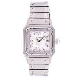 Cartier Santos 2319 Stainless Steel 29mm Unisex Watch