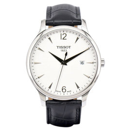 Tissot Tradition T063.610.16.037.00 Stainless Steel 40mm Mens Watch