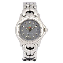 Tag Heuer S/el WG1213-KO Stainless Steel 34mm Unisex Watch