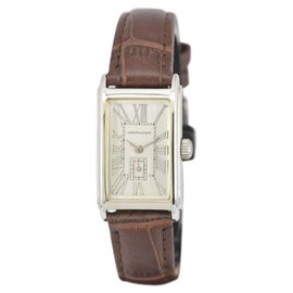 Hamilton 6267 Stainless Steel / Leather 18mm Womens Watch