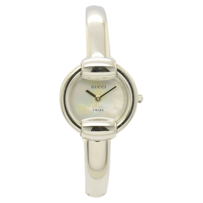 "Image of ""Gucci 1400L Stainless Steel Quartz Vintage 25.5mm Womens Watch"""