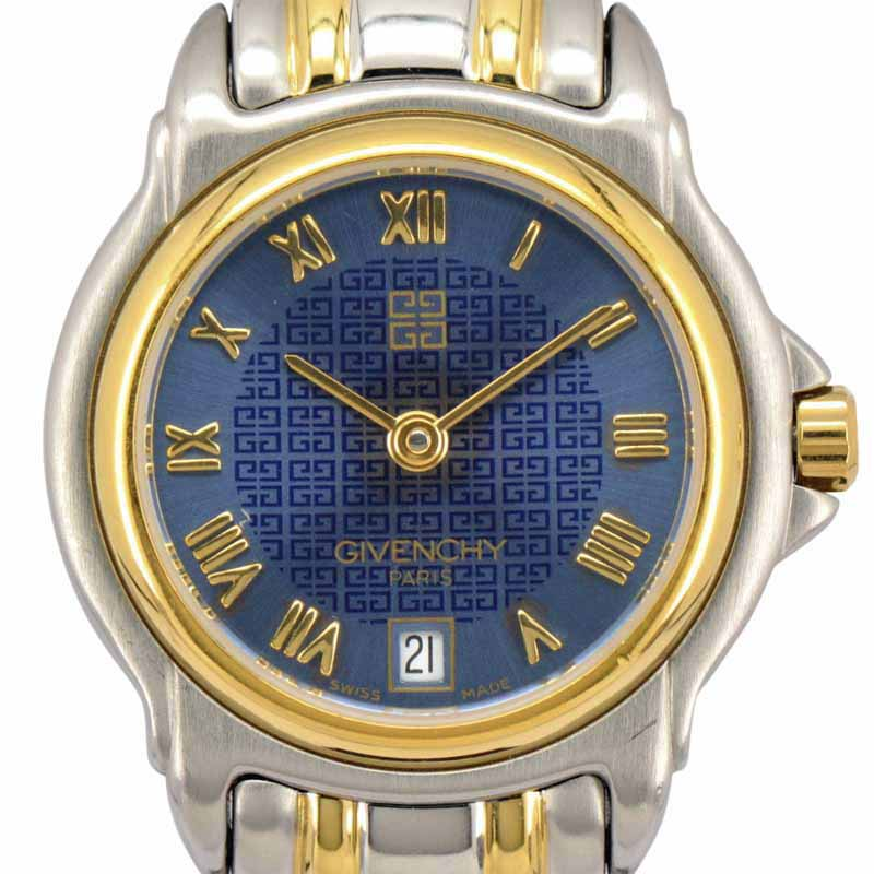 "Image of ""Givenchy Two Tone Stainless Steel & Gold Plated Quartz 24mm Womens"""