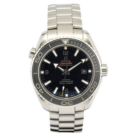Omega Seamaster Planet Ocean 600M Co-Axial 232.30.46.21 Stainless Steel 46mm Mens Watch