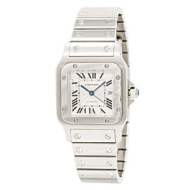 Cartier Santos 2319 Stainless Steel Automatic 29mm Unisex Watch
