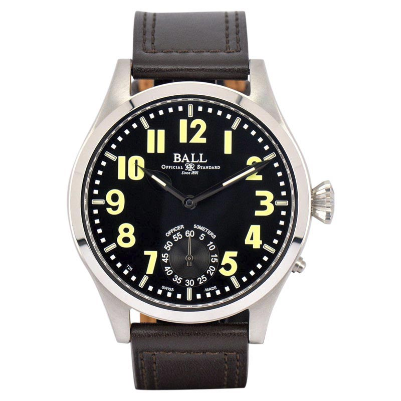 "Image of ""Ball Engineer Master II Stainless Steel Automatic 45.5mm Mens Watch"""