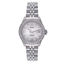 Rolex Datejust 179174 Stainless Steel 26mm Womens Watch