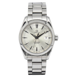 Omega Seamaster Aqua Terra 2517.30 Stainless Steel Quartz 36mm Mens Watch