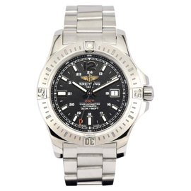 Breitling Colt A17388 Stainless Steel Automatic 43mm Mens Watch