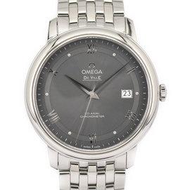 Omega De Ville Prestige Co-Axial 424.10.40.20.06 Stainless Steel 40mm Mens Watch