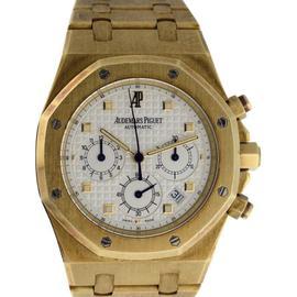 Audemars Piguet Royal Oak 18K Yellow Gold 39mm Watch