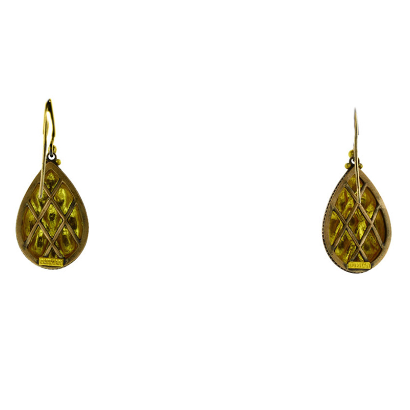 "Image of ""Gurhan 18K Yellow Gold Diamond Earrings"""