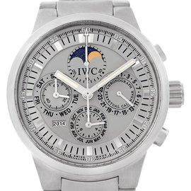IWC IW375607 GST Perpetual Calendar Moonphase Mens Watch