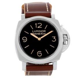 Panerai Luminor PAM00372 3 Days Acciaio 47mm 1950 Watch