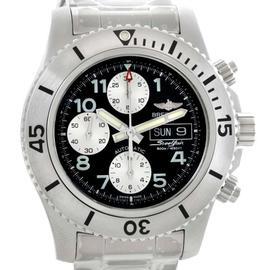 Breitling A13341C3-BD19-162A Aeromarine SuperOcean Chronograph II Mens Watch