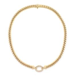 Van Cleef & Arpels 18K and Diamond Necklace