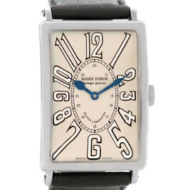 Roger Dubuis Bulletin D'Observatore 1701 18K White Gold Watch