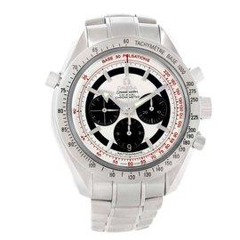 Omega Speedmaster 3582.31.00 Co-Axial Rattrapante Broad Arrow Mens Watch