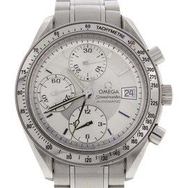 Omega 3513.30.00 Speedmaster Chronograph 38mm Steel Automatic Mens Watch