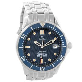 Omega 2531.80.00 Seamaster Professional Bond Automatic 300M Blue Dial Watch