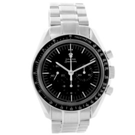 Omega Speedmaster 3573.50.00 Transparent CaseBack Watch