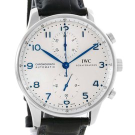IWC IW371417 Portuguese Chrono Automatic Steel Mens Watch