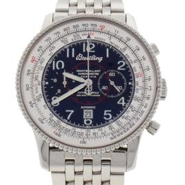 Breitling Montbrillant 1903 Flyback Special Edition Steel Mens Watch