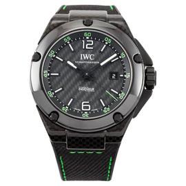 IWC Ingenieur Automatic Carbon Performance Ceramic IW322404 Carbon Fiber Mens Watch