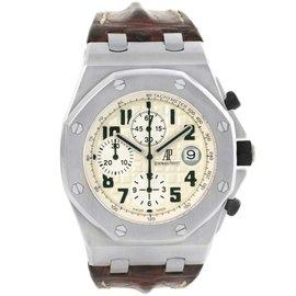 Audemars Piguet Royal Oak 26170ST.OO.D091CR.01 Leather Mens Watch