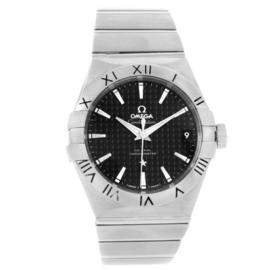 Omega Constellation 123.10.38.21.01.002 Co-Axial 300M Stainless Steel 38mm Watch