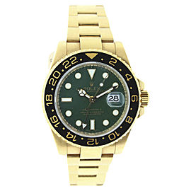 Rolex GMT Master 116718 Stainless Steel 40mm Mens Watch