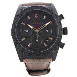 Tudor Fastrider 42000CN Black Ceramic 42mm Watch