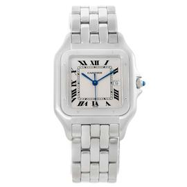 Cartier Panthere W25032P5 Jumbo Stainless Stainless Steel 29mm x 29mm Watch