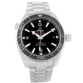 Omega Seamaster Planet Ocean 232.30.42.21.01.003 Stainless Steel 42mm Mens Watch