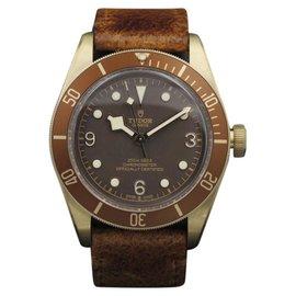 Tudor Heritage Black Bay 79250BM Bronze Brown Dial 43mm Mens Watch