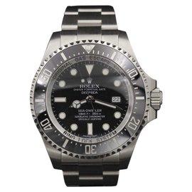 Rolex Deep Sea-Sea Dweller 116660 DSSD Stainless Steel 44mm Mens Watch