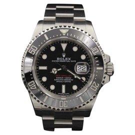 Rolex Sea-Dweller 126600 Stainless Steel 43mm Mens Watch