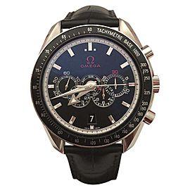 Omega Speedmaster Broad Arrow 321.33.44.52.01.001 Stainless Steel 44.20mm Mens Watch