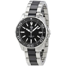 Tag Heuer Aquaracer WAY131ABA091 Stainless Steel Quartz 35mm Womens Watch